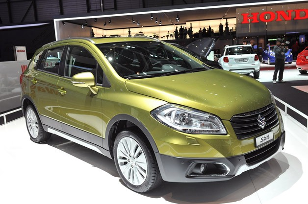 Suzuki SX4